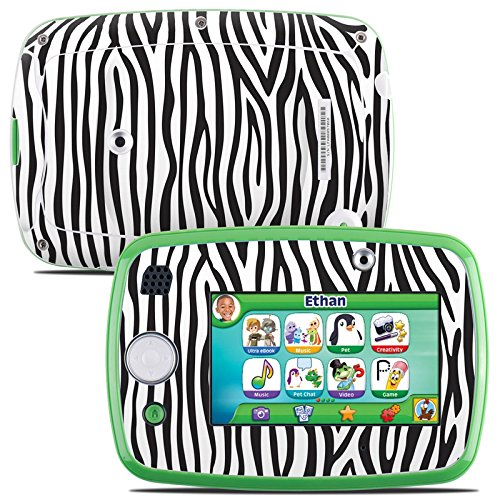 Matte Stripe (Zebra Stripes Design Decal Skin Sticker for LeapFrog LeapPad 3 (Matte Satin))