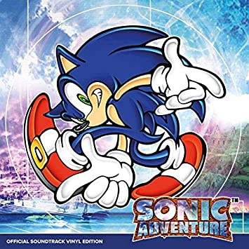 Sonic Adventure - The Official Soundtrack