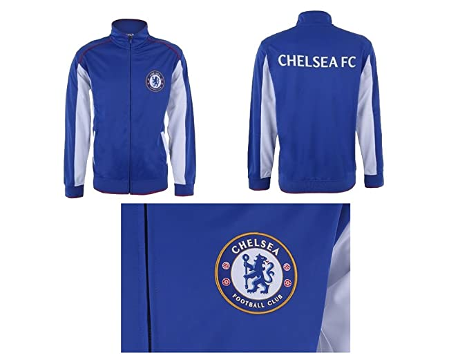 Chelsea Fc Jacket Track Soccer Adult Sizes Soccer Football Official  Merchandise (S 359239718