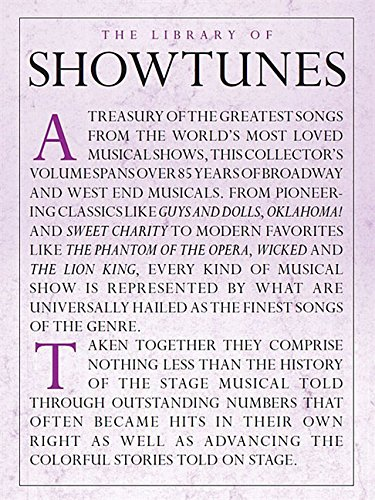 The Library of Showtunes