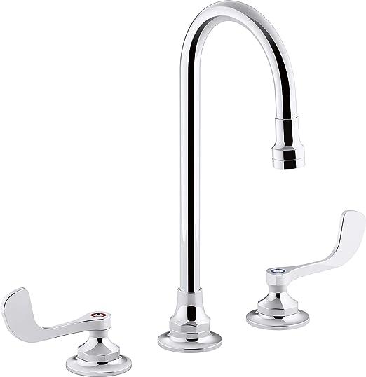Polished Chrome KOHLER K-730T70-4AJR-CP Triton/Bowe/Cannock Sink Faucet