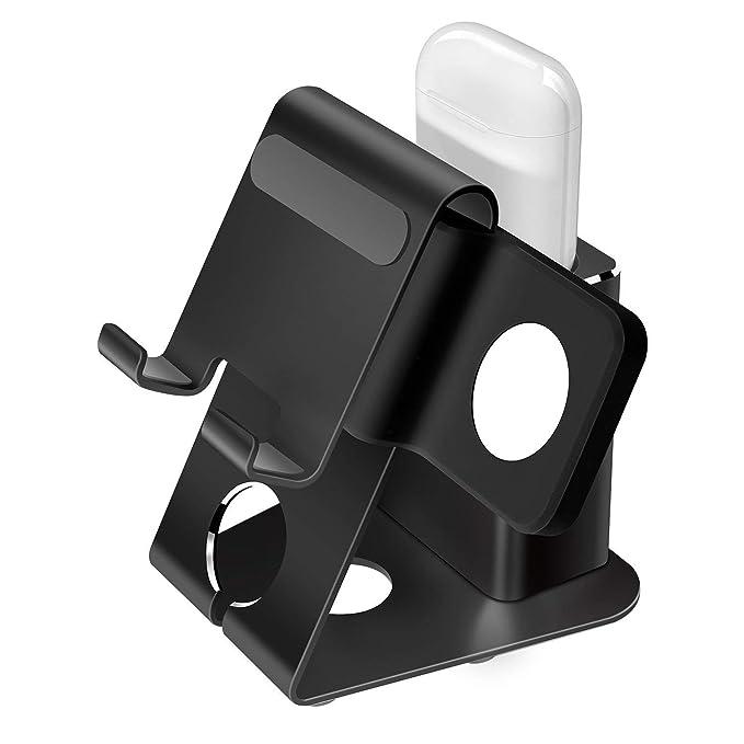 holder-mate aluminio Apple reloj soporte cargador para Apple ...