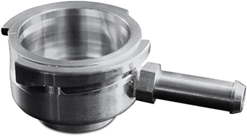 Mishimoto Weld On 42mm Aluminum CNC Fill Neck Radiator Large
