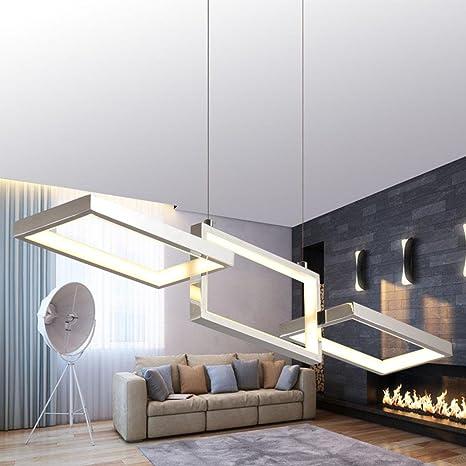 WEITING Minimalista Lámparas de techo modernas Lámparas de ...