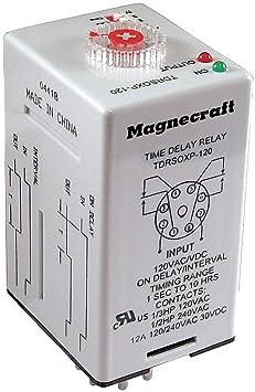 MAGNECRAFT TDRSOXB-24V TIME DELAY RELAY