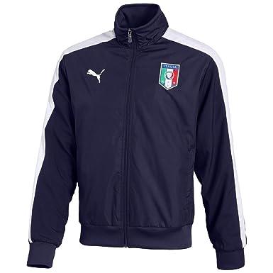 Puma - Chaqueta de fútbol sala para hombre, tamaño XXL, color azul: Amazon.es: Ropa y accesorios