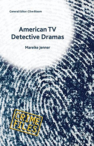 American TV Detective Dramas: Serial Investigations (Crime Files)