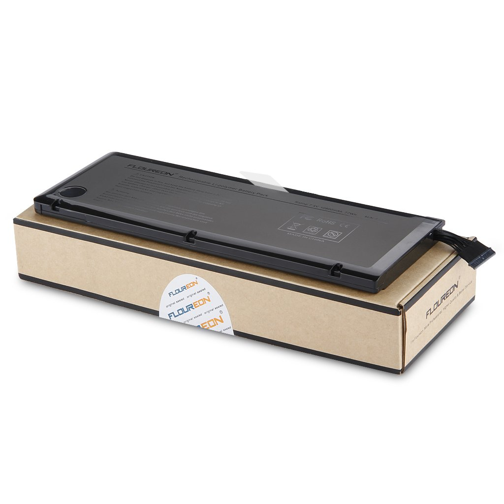 FLOUREON® A1309 Batería de repuesto para portátil Apple MacBook Pro 17