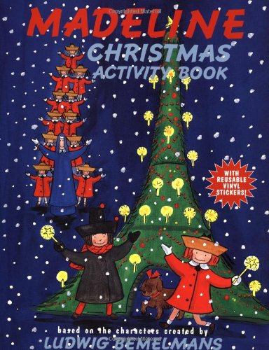 Madeline's Christmas Activity Book