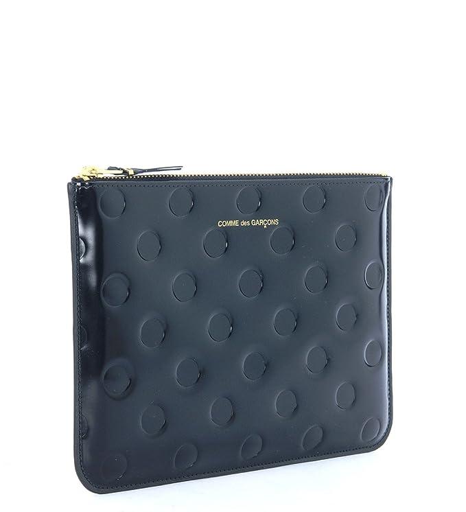 Comme Des Garçons Pre-owned - Leather clutch vA0wcS9