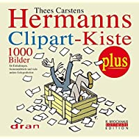 Hermanns Clipart-Kiste. CD-ROM ab Win 95. 1000 Bilder