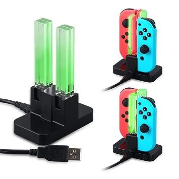 Amazon.com: Nintendo Switch Joy-con driver cargador ...