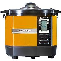 Oursson MP5005PSD Multicuiseur à Haute Pression, 45 programmes automatiques, Récipient de Cuisson de 5 litres, Revêtement Anti-adhésif, Livre de Recettes