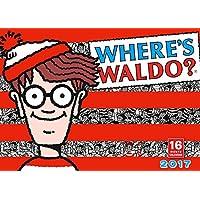 Where's Waldo?® 2017 Wall Calendar