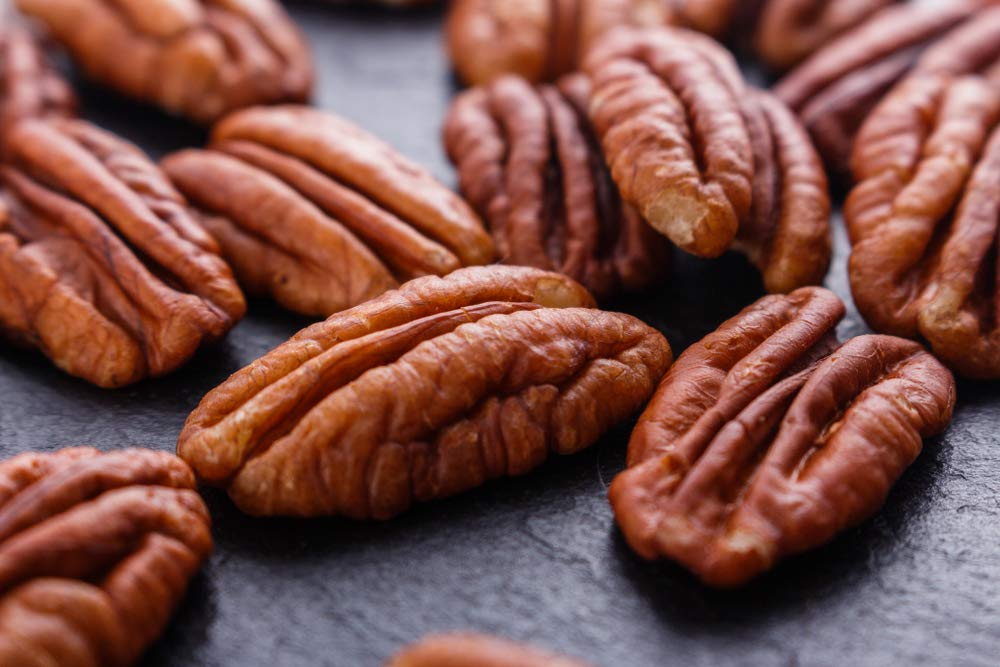 Raw Pecans Halves, 44oz(2.75 Pounds) Compares to Organic, NO PPO, Unpasteurized, 100% Natural, Extra Fancy, No Preservatives, Non-GMO, by I'm A Nut (Image #1)