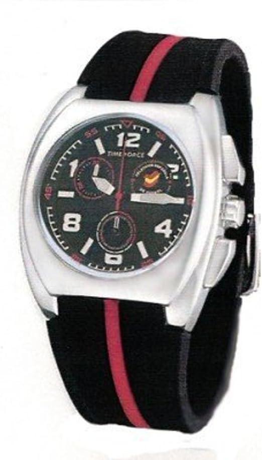 Reloj cab Selección Española TF3269M01: Amazon.es: Relojes