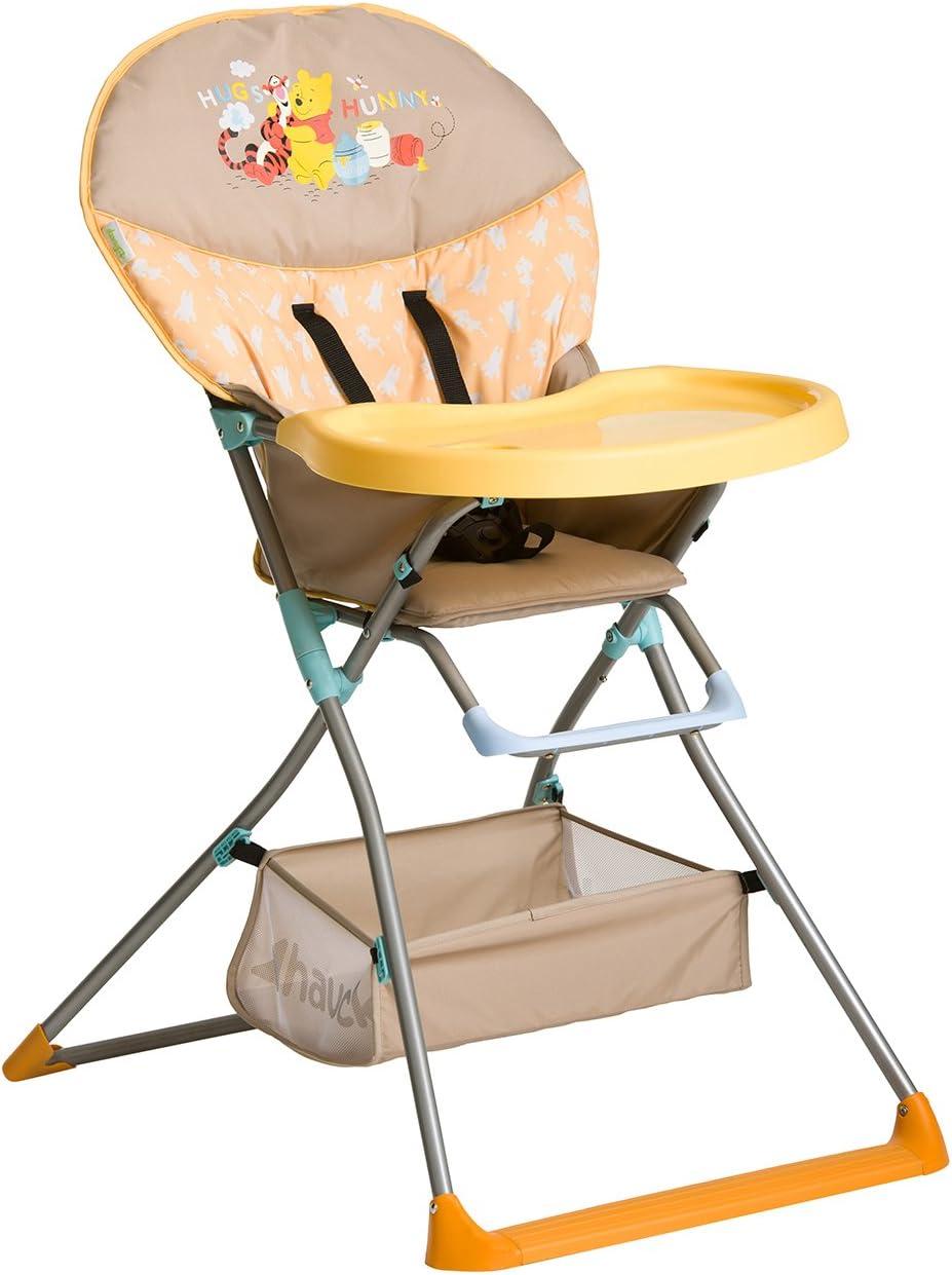 Hauck Mac Baby Deluxe - Trona de mesa para bebes de 6 meses hasta ...
