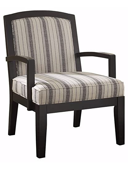 Ashley Furniture Signature Design   Alenya Accent Chair   Linen Blend  Upholstery   Vintage Casual