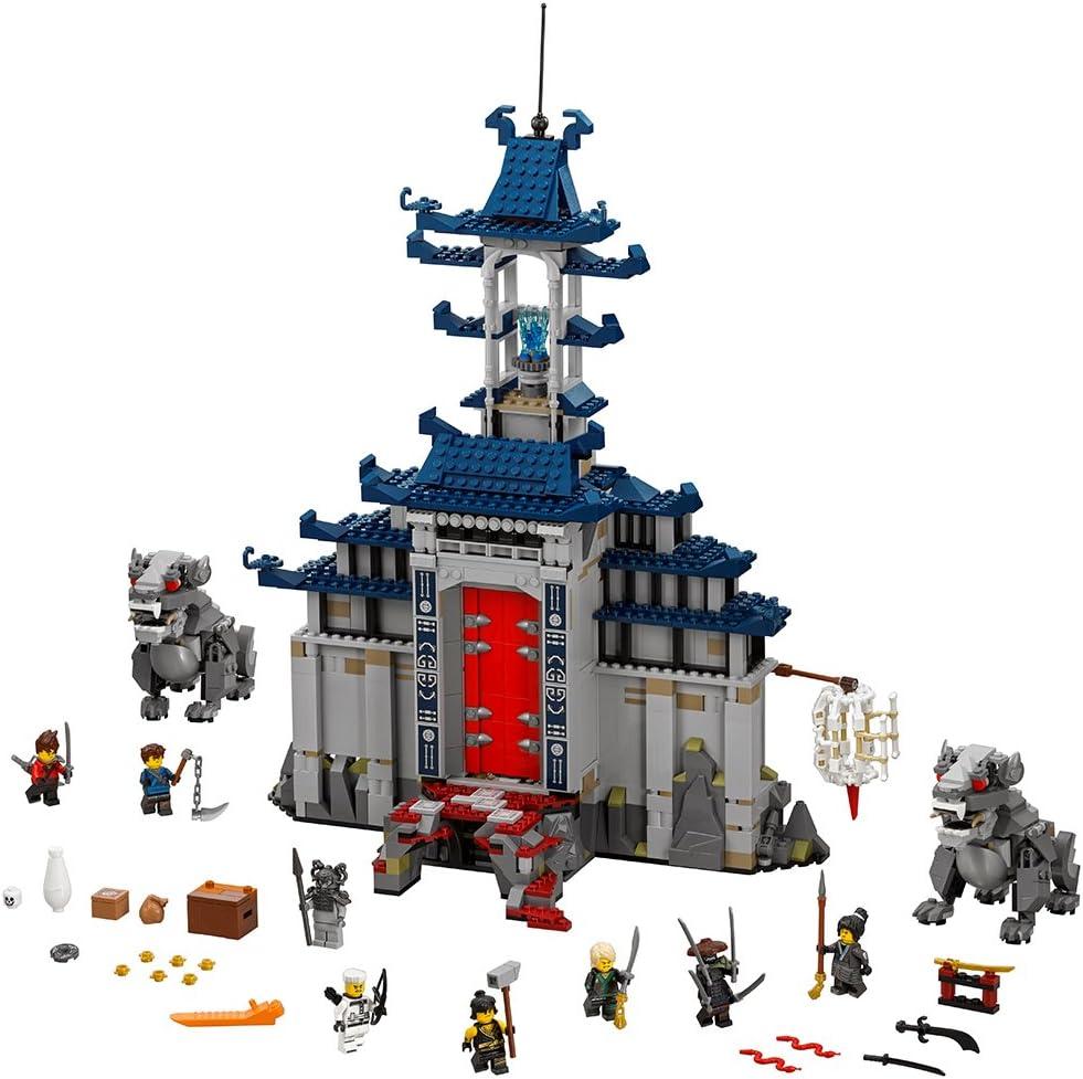 temple building kit