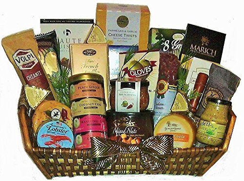 Gourmet Extravaganza by Goldspan Gift Baskets