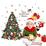 Best Amaonm Home Fashion Kids - Amaonm Fashion Giant Green Christmas Tree Wall Decal Review