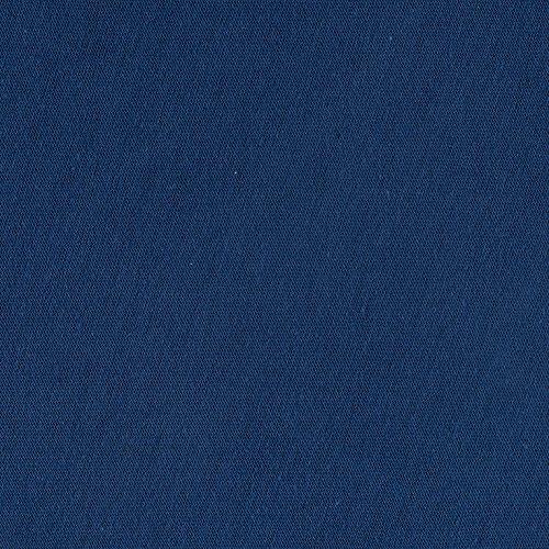 TELIO Organic Cotton Jersey Knit Denim Fabric by The Yard