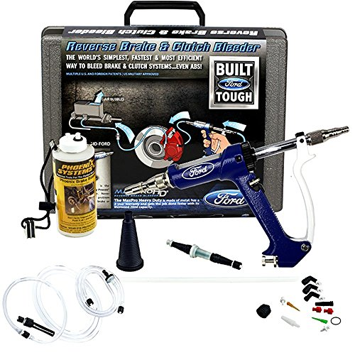 Phoenix Systems 2002HD-Ford Reverse Brake & Clutch Bleeder for Ford (Heavy Duty Shop Use - One-Person Bleeder) by Phoenix Systems