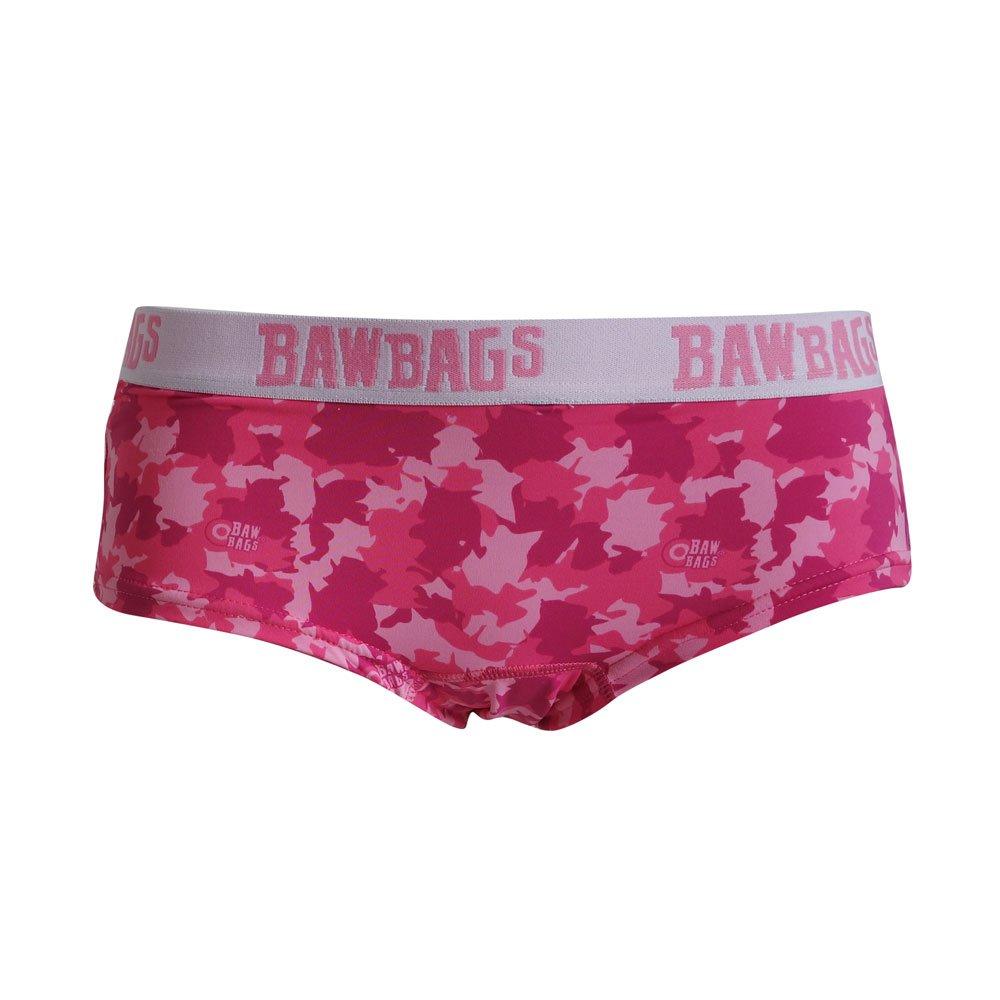 cddebfd964 Women s Cool De Sacs Camo Pink Underwear  Amazon.co.uk  Clothing