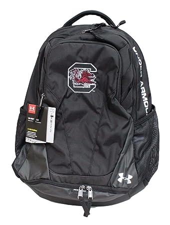 345170d5615a South Carolina Gamecocks Under Armour Hustle III Premium Backpack - Black