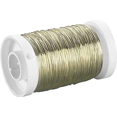Knorr Prandell 6465749 - Rollo de alambre (150 m, grosor de 0,30 mm): Juguetes y juegos