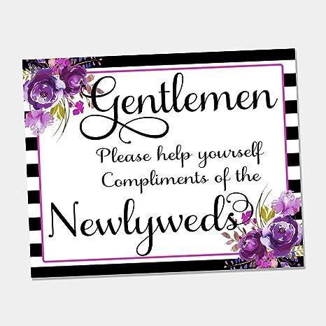 0f483db48 Amazon.com  Oh Baby Stickers Purple Floral Men s Bathroom Basket ...