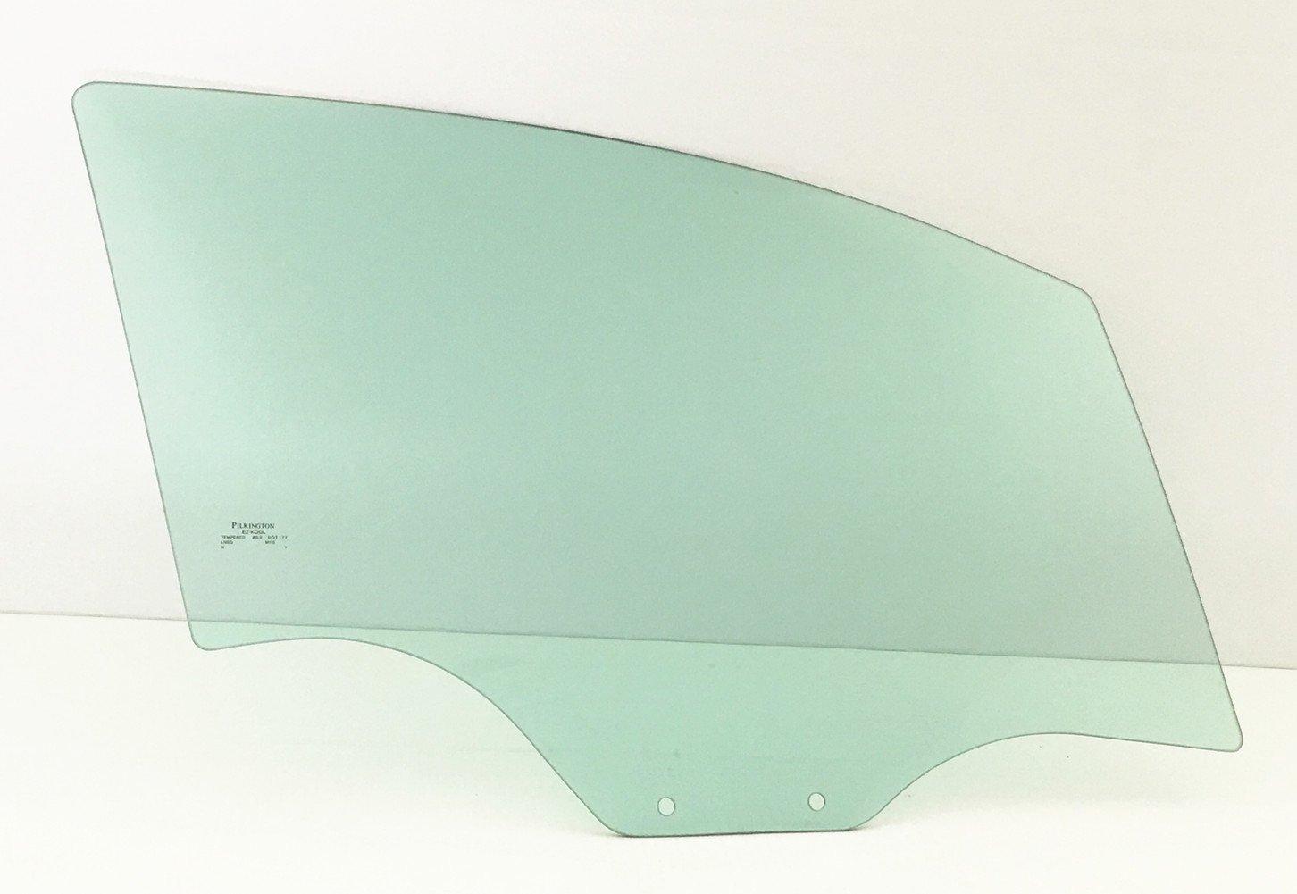 NAGD for 2013-2015 Chevrolet Spark Passenger//Right Side Front Door Window Replacement Glass OEM Pilkington