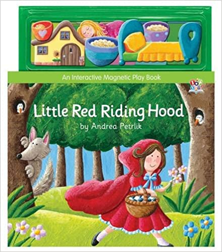 Magnetic Play and Learn Fairytale Stories - Little Red Riding Hood (Magnetic Fairytale Books)