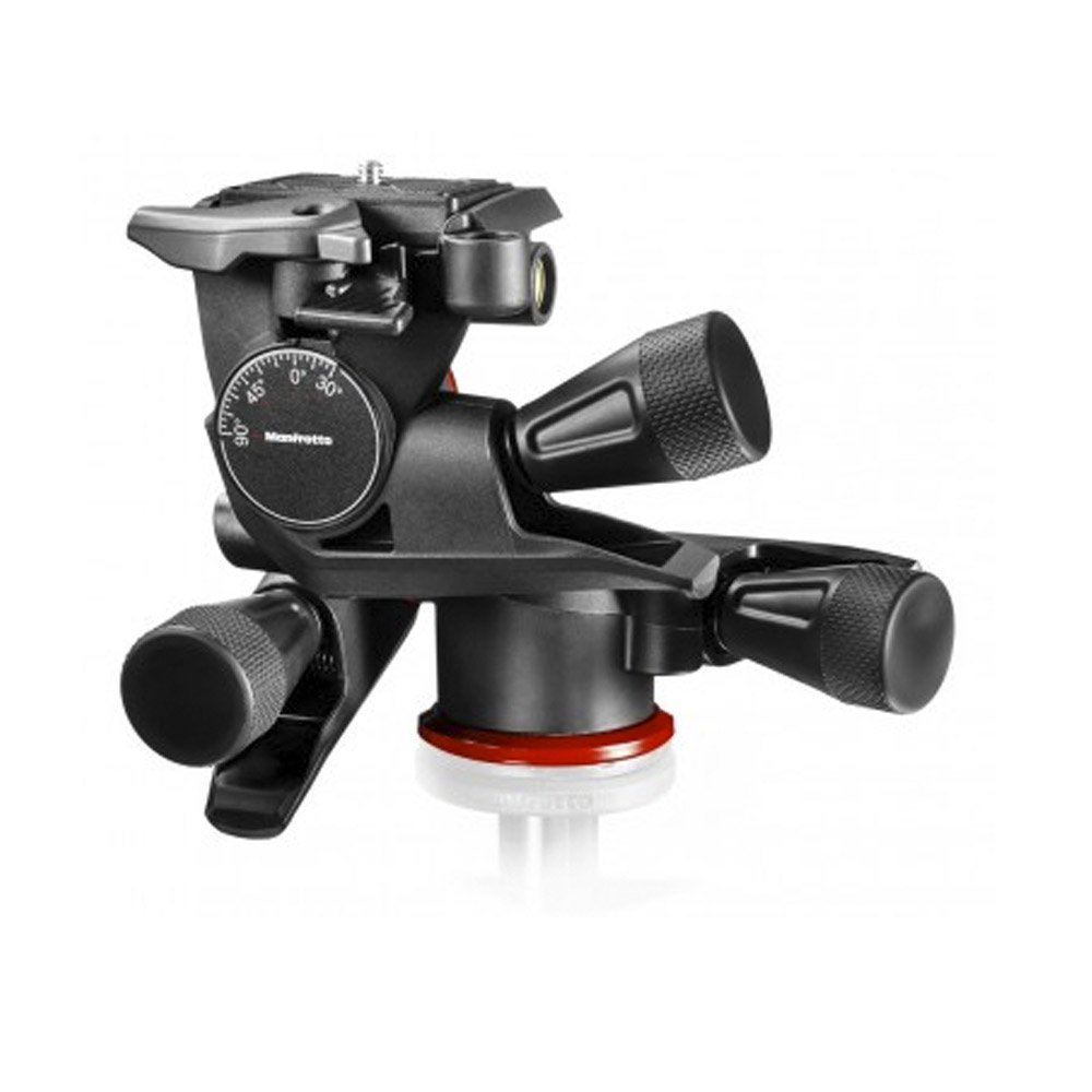 Manfrotto XPRO Geared 3-Way Pan/Tilt Head (MHXPRO-3WG) by Manfrotto