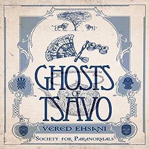 Ghosts of Tsavo Audiobook