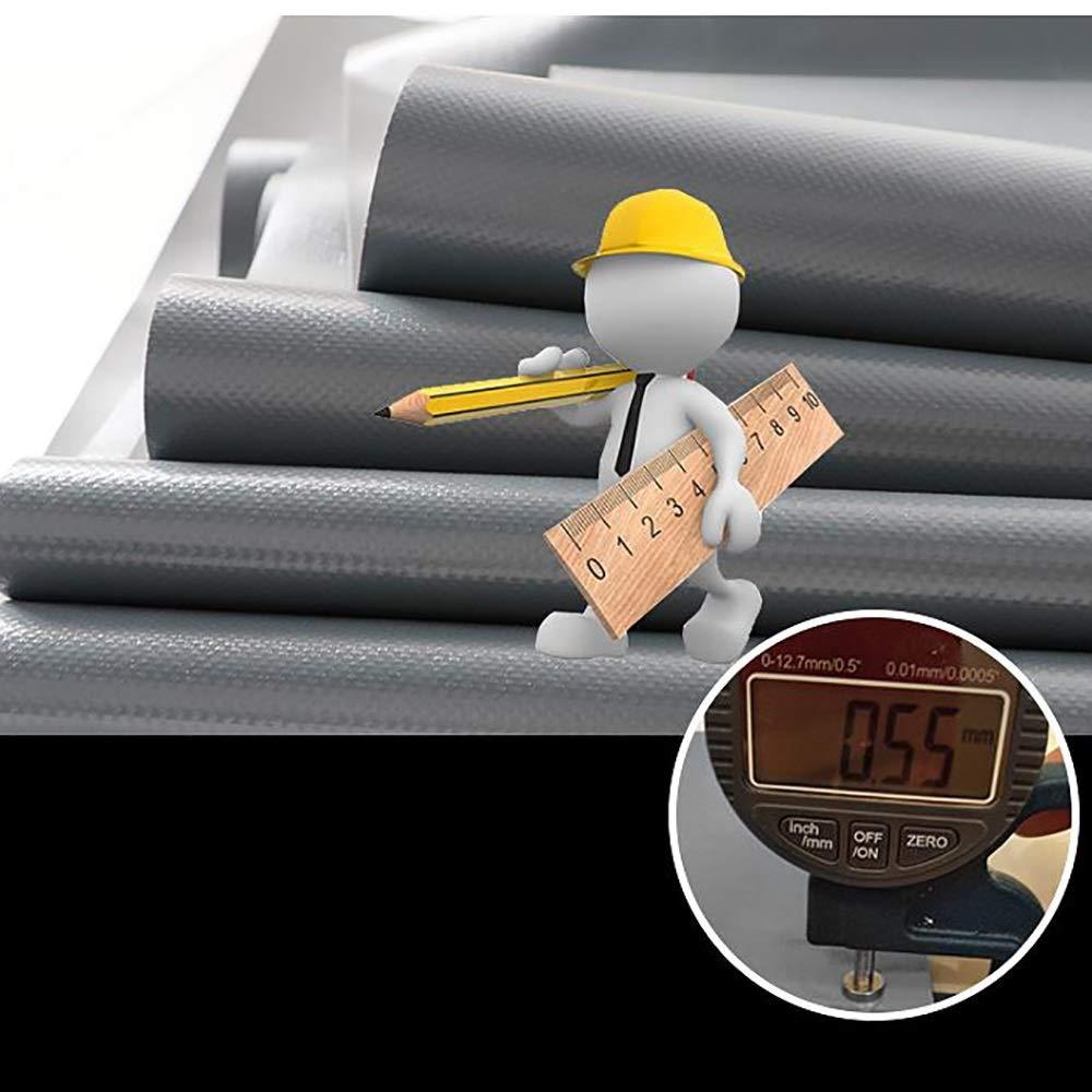 WCS Telo Impermeabile Antipioggia Antipioggia Antipioggia Telo Impermeabile Ispessimento Tenda Auto Tenda plastica Telo PVC Crepe Grigio (500 g Metro Quadro, Spessore  0,7 mm) (Dimensione   4mx6m) B07GWFN17L 4mx6m | Exquisite (medio) lavorazione  | Outlet Online Shop  | Negozi d95453