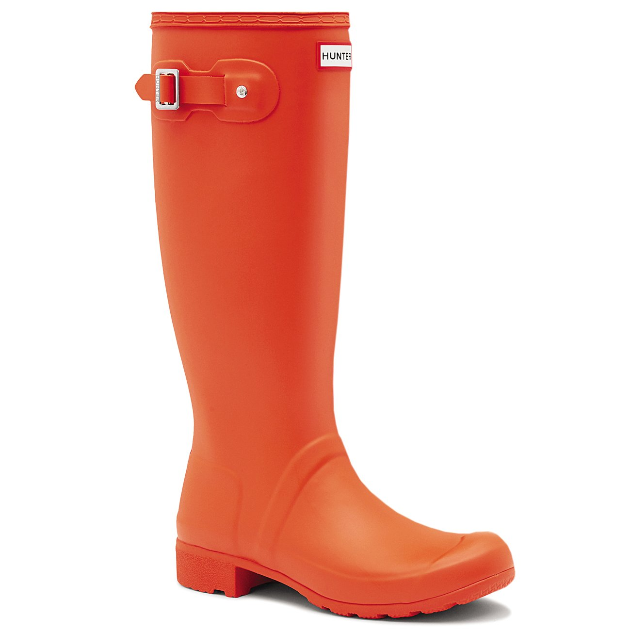 Womens Hunter Original Tour Rain Winter Snow Festival Wellington Boots B01DKRI0L0 8 B(M) US|Tent Red