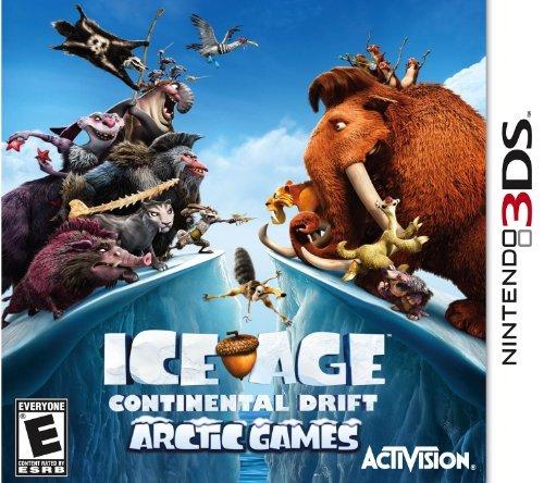 ice age 3ds - 3