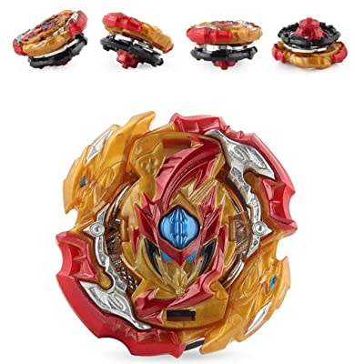 StormGyro Booster Burst B-149 GT Triple Lord Spriggan Starter Spinning Toy Without Launcher & Grip: Toys & Games [5Bkhe0406580]