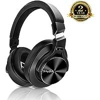 Noise-Cancelling-Kopfhörer,Srhythm NC75 Kabelloser Bluetooth HiFi Stereo Over Ear Kopfhörer