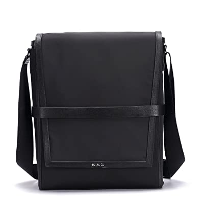 Men Business Briefcase Attache casual Bag Smooth Nylon 3022
