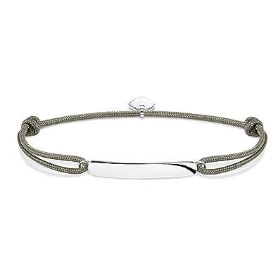 Thomas Sabo bracelet black A1353-705-11-L15,5 Thomas Sabo