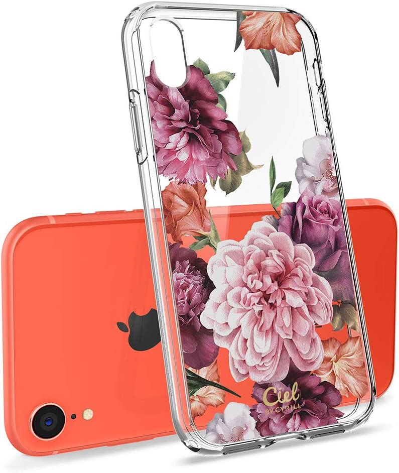CYRILL Cecile Designed for Apple iPhone XR Case (2018) - Rose Floral