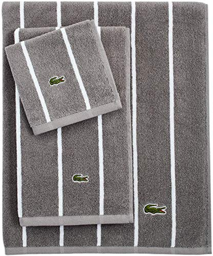 Lacoste Sport Stripe Bath Towel, Formula 1