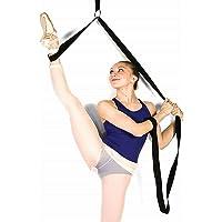 Bundera Pull Yoga Pilates Streç Askı Bandı Kas Geliştirici Denge Spor Aleti Plates Fitness Kardiyo