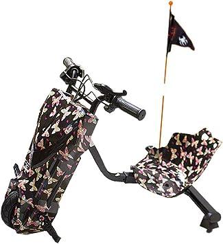 Gran-Scooter Patinete con Silla Boogie Drift Pro (Bluetooth, Motor ...