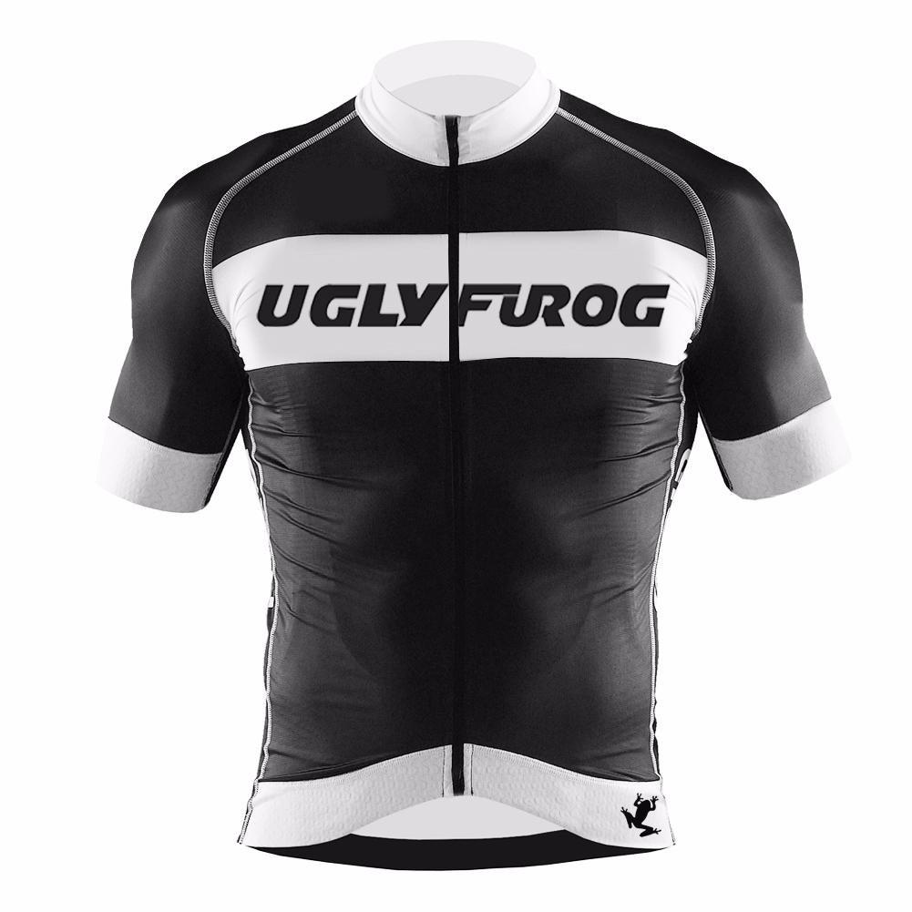 Uglyfrog HDX08 2019 MTB Neu Herren schließen Hülsen Zyklus Jersey Fahrrad Hemd Fahrrad Top Radfahren Radsport Kurzarm Radtrikot Fahrradtrikot