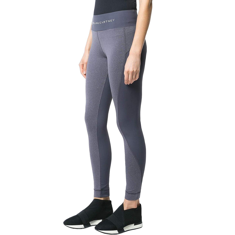 f254a5f7e559f adidas Performance Womens Stella McCartney Yoga Ultimate Comfort Leggings -  Grey at Amazon Women's Clothing store: