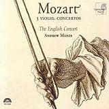 Mozart%3A Violin Concertos%2C K%2E 216%2