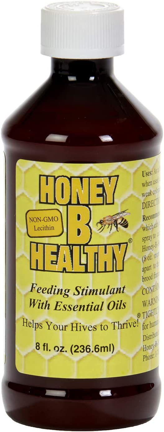 Little Giant Honey B Healthy Bee Feeding Stimulant for Beekeepers (Item No. BEEFEED)